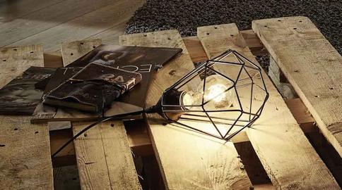 Vintage lampy
