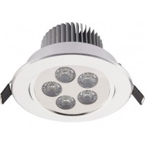 Downlight Led 5 Silver 6822 Nowodvorski
