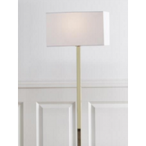 106560 Savoy Floor Brass-White Markslojd