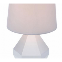 106140 Ruby Table White/White Markslojd