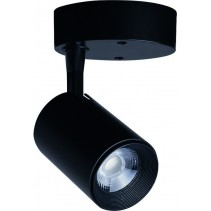 Iris Led Black 7W 8994 Lampa Sufitowa Nowodvorski Lighting