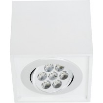 BOX LED WHITE 5W