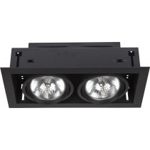 DOWNLIGHT II BLACK